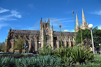 Gothic Cathedral, Australia
