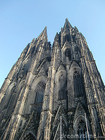 Gothic Cathedral of Cologne