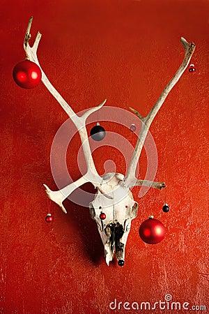 Free Gothic Christmas Stock Photography - 26965072