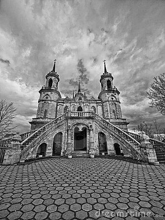 Free Gothic Church Royalty Free Stock Images - 14459099