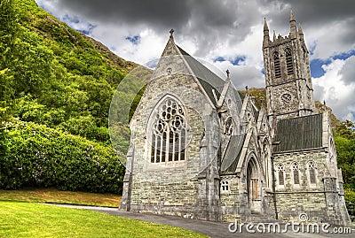 Gothic church Editorial Image