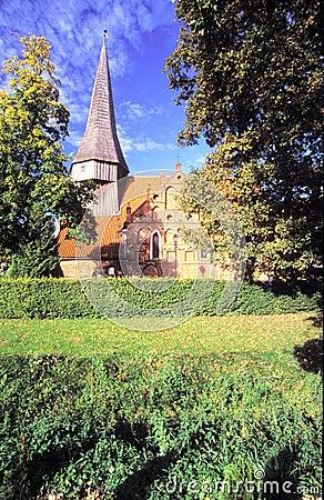 Free Gothic Church Royalty Free Stock Photos - 57782668