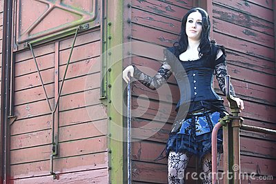 Gothic Fashion Clothes on Gothic Clothes