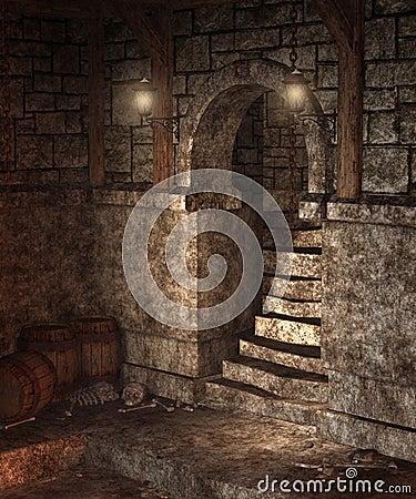 Gothic dungeon 2