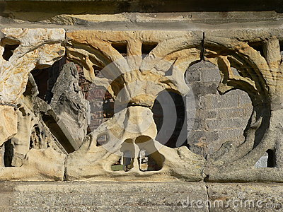Gothic erosion