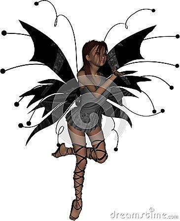 Gothic Fairy Kiss