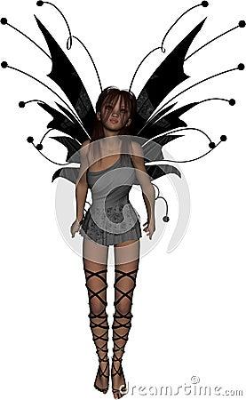 Gothic Fairy Longing