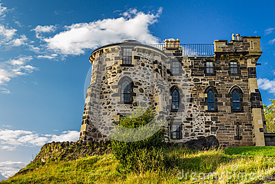 The Gothic House Edinburgh