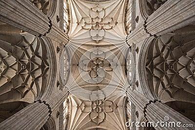 Gothic pilars