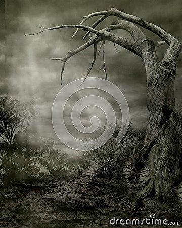 Gothic scenery 06