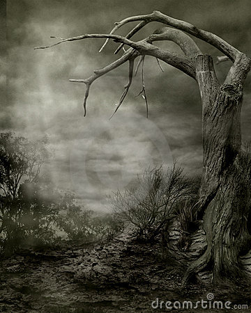 Free Gothic Scenery 06 Stock Image - 7748671