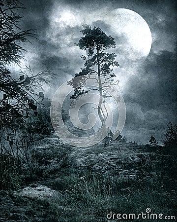 Gothic scenery 10