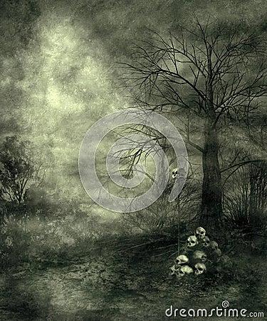 Gothic scenery 28