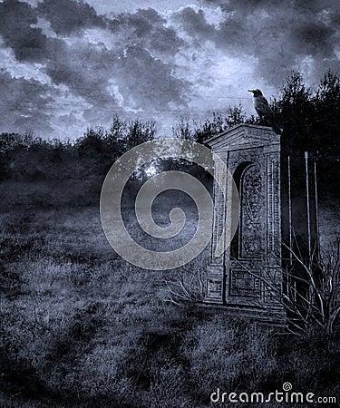 Gothic scenery 29