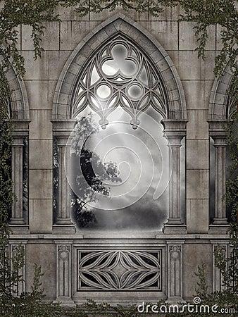 Gothic scenery 67