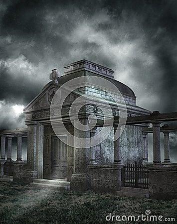Gothic scenery 73