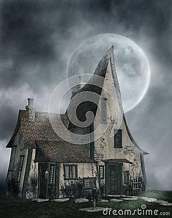 Gothic scenery 83