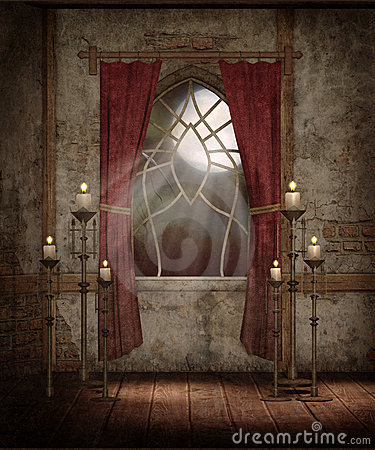 Free Gothic Scenery 89 Stock Images - 9812844