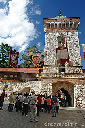 Gothic St Florian s Gate