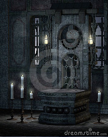 Gothic temple 1