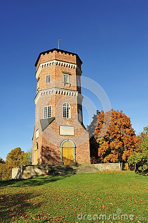 Gothic Tower Editorial Image