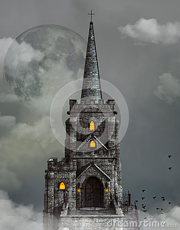 Gotische kerk