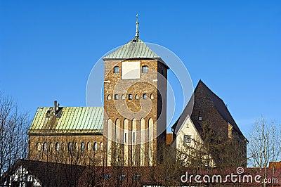 Gotiskt slott