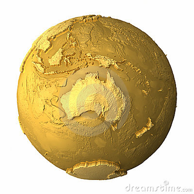Gouden Bol - Australië
