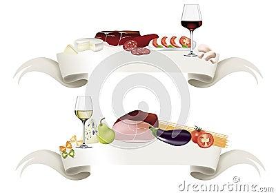 Gourmet Banner