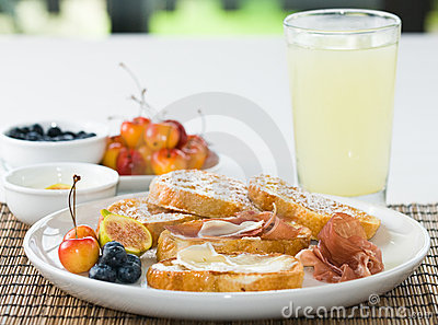 Gourmet French Toast