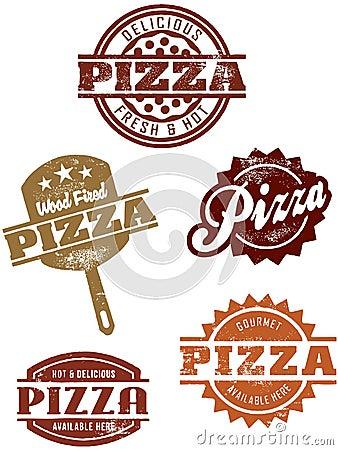 Gourmet Pizza Graphics