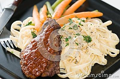 Gourmet Veal Dinner