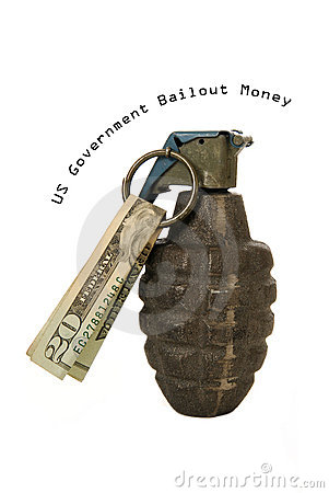 Government Bailout Money