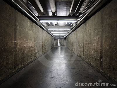 Government Basement Tunnel