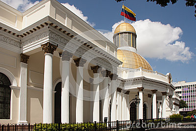 Government Building in Caracas