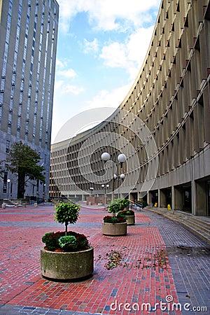 Free Government Center, Boston Stock Photo - 2318720
