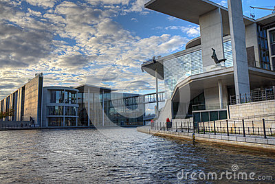 Government District. Berlin
