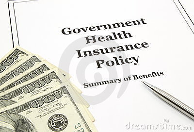 Government Health Insurance Policy and Cash