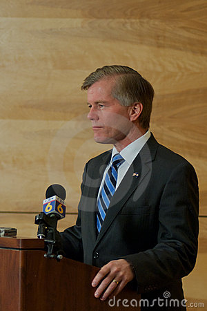 Governor Bob McDonnell VA Editorial Photography