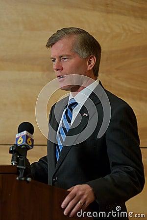 Governor Bob McDonnell VA Editorial Photography