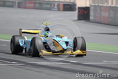 GP2 Asia 2008 round 5 - Dubai Editorial Image