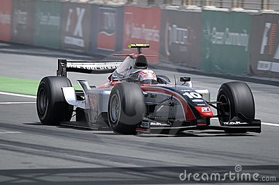 GP2 Asia 2008 round 5 - Dubai Editorial Photography