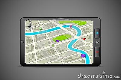 GPS Instrument