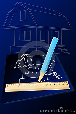 Gráfico de la casa