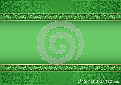 Grön bakgrund