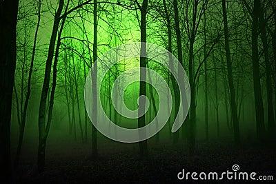 Gröna trän