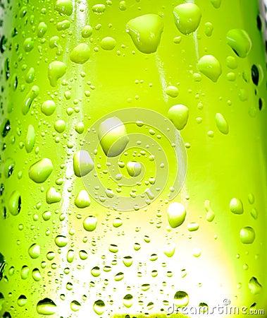 Grüne Tropfen