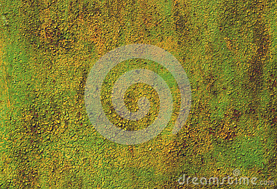 Gr ne und gelbe alte wandfarbe stockfoto bild 43408032 - Gelbe wandfarbe ...