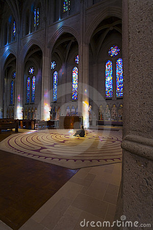 Free Grace Cathedral Royalty Free Stock Photography - 1785777