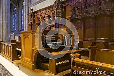 Grace Cathedral à San Francisco
